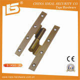 H Type Brass Steel Door Hinge (B-14060-1BB)