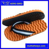 Men Soft EVA Slipper Shoe with Wave Textile Straps