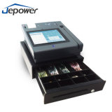 "10"" Touch Display Thermal Printer Supermarket Intergrated POS Cash Register"