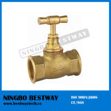 Brass Stop Valve for Water Pipe Manufacturer (BW-S03)