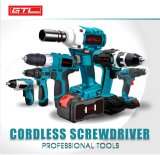 Power Tools Lithium Battery Cordless Drill with Fast Charger Variable Speed