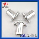 Sanitary Stainless Steel 304/316L Miniature Filter/Tube Filter