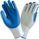 PVC Coated Nitrile Work Safety Gloves Wholesale in Guangzhou