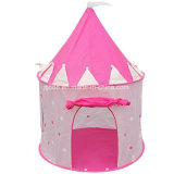 Kids Foldable House Princess Castle Play Tent (JGG0017)