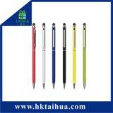 Professional Multi Color Metal Active Ball Pen with Printed Branded Logo