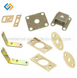 Customed Metal Connector Alloy Fastener Stamping Parts Laser Cutting, Punching, Bending Component