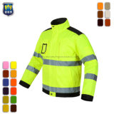 En11611 Fire Retardant Function Safety Fr Jackets with Reflective Tape