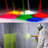 Sulfur All Colors Semi Gloss Epoxy Polyester Hybrid Powder Coating Paint