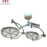 Double Arm Surgical Ceiling Ot LED Operating/Operation Shadowless Lamp