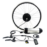 Greenpedel Cassette Ebike Hub Motor 36V 48V 500W Electrical Bicycle Conversion Kit with Battery