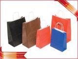 Wholesale Paper Shopping Bag Kraft Paper Bag