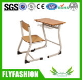 ODM Design Single Student Desk School Furniture (SF-43S)