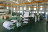 2 Color 2 Sides Printing Glue Binding Notebook Production Line
