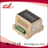Xmtl-308 Cj Temperature Controller with 35mm DIN Guide Rail Installation