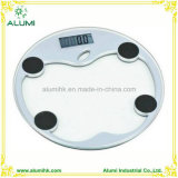 Hotel Tempered Glass Digital Weighing Body Scale with LCD Display