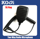 Two Way Radio Portable Speaker Microphone Kmc-17 for Walkie Talkies