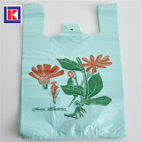 Factory Customized LDPE Store T-Shirt Folding Plastic Shopping Bag