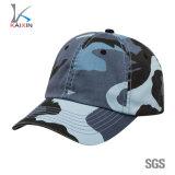 Wholesale Plain Blank Blue Camo Baseball Cap for Men