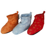 Duck Down Feather Orient Style Booties Good for Winter