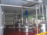 Unsaturated Polyester Resin Epoxy Resin Complete Making Plant Reactor