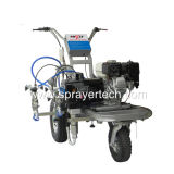 Hyvst Manufacturer Professional Line Striper Airless Pump Pintura Road Paint Machine Splm2000