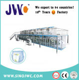 Automatic Cheap Practical Baby Diaper Machine (CE, ISO9001, SGS)