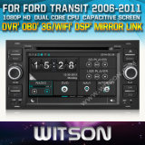 Witson Automobile Radio for Ford Transit 2006-2011 (W2-8488FB)