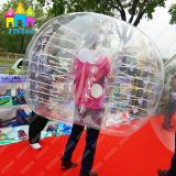 Inflatable Toy TPU PVC Human Body Bubble Ball Football Loopy Ball Bumper Ball