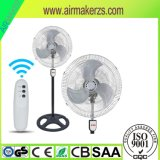 "18"" Big Electric Oscillating Pedestal Industrial Fan with cETL Ce"
