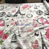 China Cheap Wholesale Printin Home Textile Bedding Sets Fabrics for Columbia