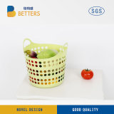 Easy Carrying Handle and Lightweight Home Plastic Laundry Basket