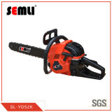 Gasoline Power Chainsaw for Cutting Wood