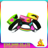 New Design Best Price Promotion Health Silicone Wristbands, Silicon Bracelet