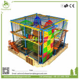 Safety High Ropes Courses Adventure Games