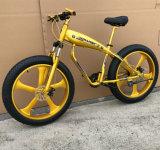 26 Inch Beach Bike Fat Tire Snow Mountain Bicycle Cheap Big Tire Bike