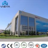Cheap Industrial Prefabricated Modular Metal Prefab Galvanized Light Steel Structure Factory Workshop Warehouse Shed Building Construction