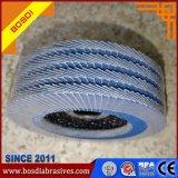 100mm 115mm 125mm Zirconia Abrasive Flap Wheel for Stainless Steel and Metal Finishing