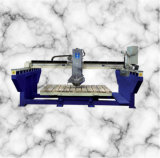 Automatic Granite Bridge Saw Stone Cutting Machine for Kitchen Countertop Remolding
