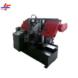 Fully Semi Auto CNC Ferrous Non-Ferrous Iron Carbon Steel Stainless Steel Alloy Aluminum Metal Cutting Horizontal Circular Band Saw