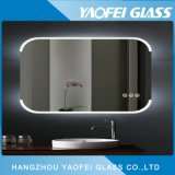 Hotel Touch Screen Bathroom LED Mirror