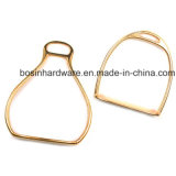 Metal Solid Brass Horse Stirrup