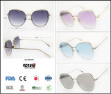 2019 New Metal Fashion Trend Best Selling Sunglasses Rimless, Copy Popular Brand Eyewear, Accessory, Item No. Km19005