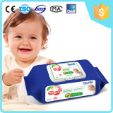 Tender Soft Wholesale Hand and Face Cleaning Wet Tissue Paper Baby Use