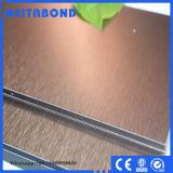Competitive Price Brushed Aluminum Composite Material (ACM) with SGS