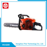 6200 62cc New Diese Chain Chinese Gasoline Chainsaw Manufacturers