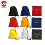 Polyester Foldable Drawstring Shopping Bag