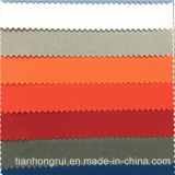 Latest Design Fahsionable Clear Color Linen Woven Decorative Fabric for Sofa