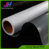 Roll up Banner Pet Film Grey Back