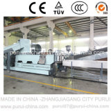 Plastic PE Film Recycling Equipment with Underwater Cutting System