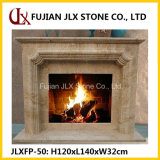 Marble Sandstone Granite Stone Fireplace Mantel